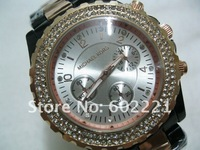 Наручные часы More hot sell standard Quality Japan Movement Watch, MK watch+ 3 colors available