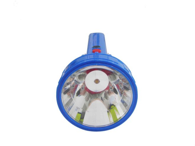 Plastic Self-powered super bright LED Worklight, with Phone Charger