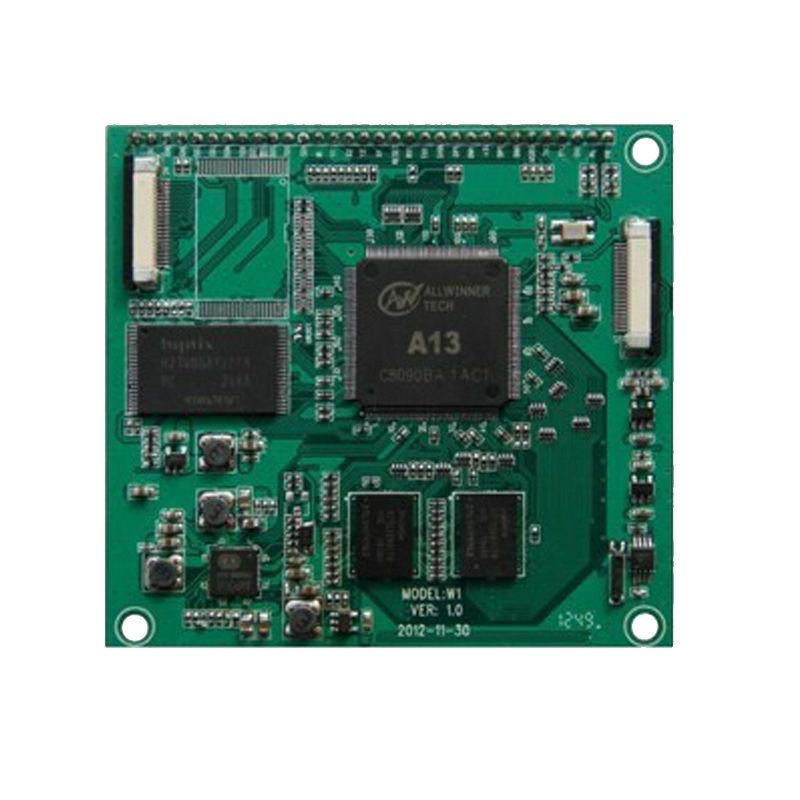 ARM Cortex-A8 Allwinner A13 Core Board C13, View ARM Cortex-A8 ...