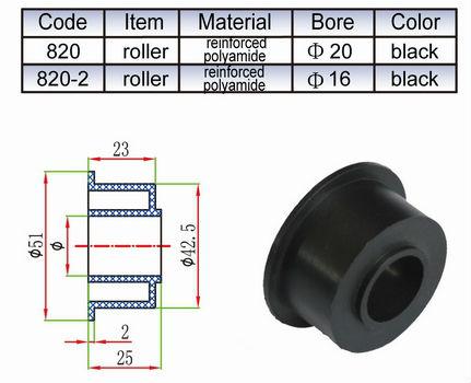 Conveyor Chain Small Rollers Wheel B-2/B