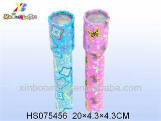 Promotional toys Plastic mini Kaleidoscope