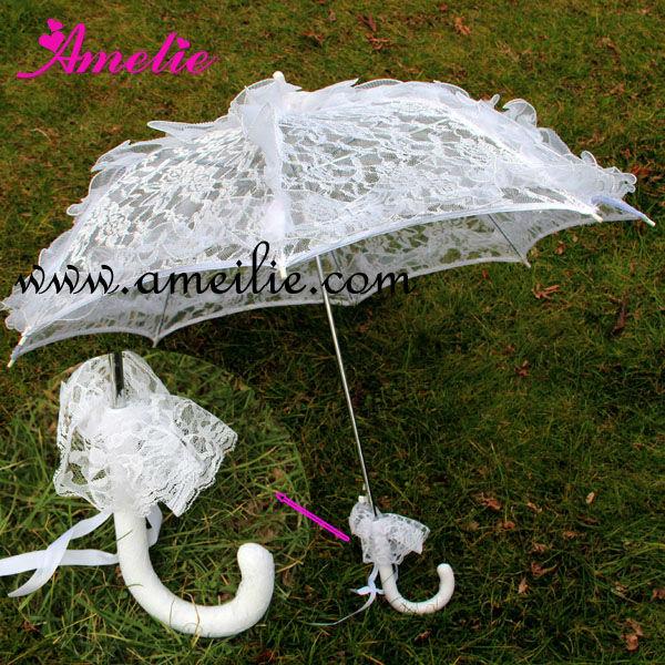 A0201 victoriano sombrilla de encaje paraguas para - Sombrilla de mano ...