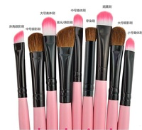 Кисти для макияжа 24 pink makeup brush set Professional makeup artist recommended makeup brush Brush makeup makeup and pink bags; Makeup brushes