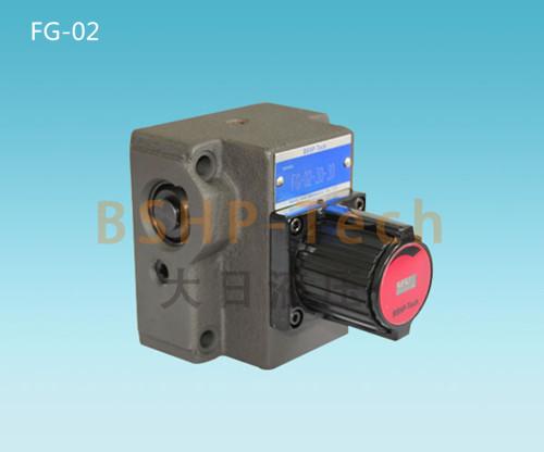 flow control valves/flow control and check valves FG-02
