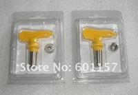 Пистолет-распылитель Spray Tip and Tip Guard 519 619 Used at Airless Paint Sprayer 3500psi