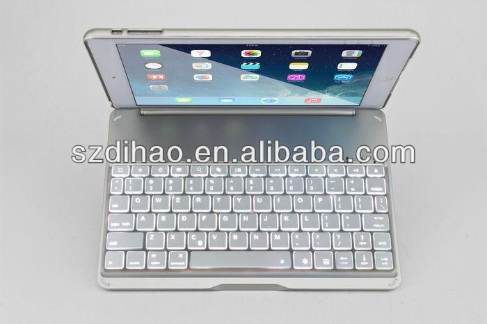 HOT HOT HOT Aluminium Bluetooth/Wireless Keyboard for Apple iPad