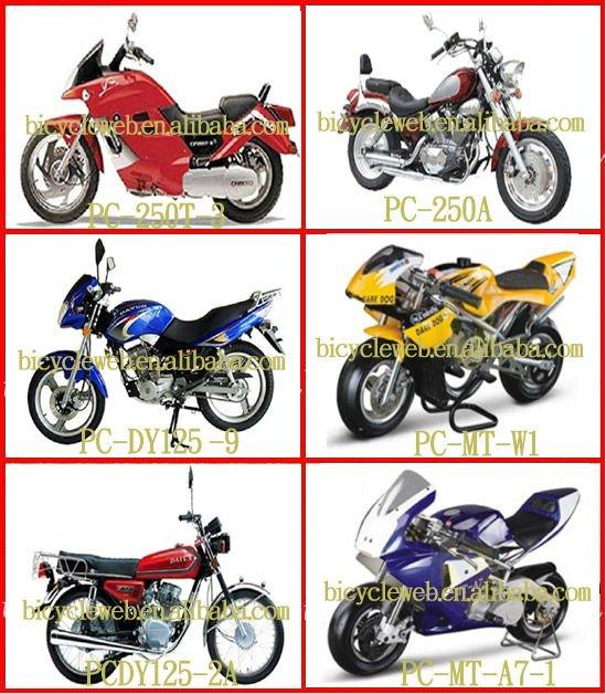 PC-250T-3 250CC EEC Racing Motorcycle