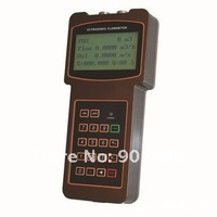 Расходомер All New TUF-2000H-TM-1 Handheld Ultrasonic Flowmeter/Flow Meter DHL/FedEx/UPS shipping
