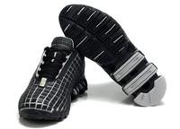 Мужская обувь для баскетбола 2012 global shipping- new design Men's air cushion Running Shoes branded basketball/bounce shoes, Tank chain