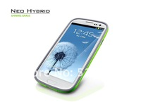 Чехол для для мобильных телефонов Newest SGP NEO Hybrid Color Series Hard Case For Samsung Galaxy S3 SIII i9300 with retail box, MOQ:1PCS