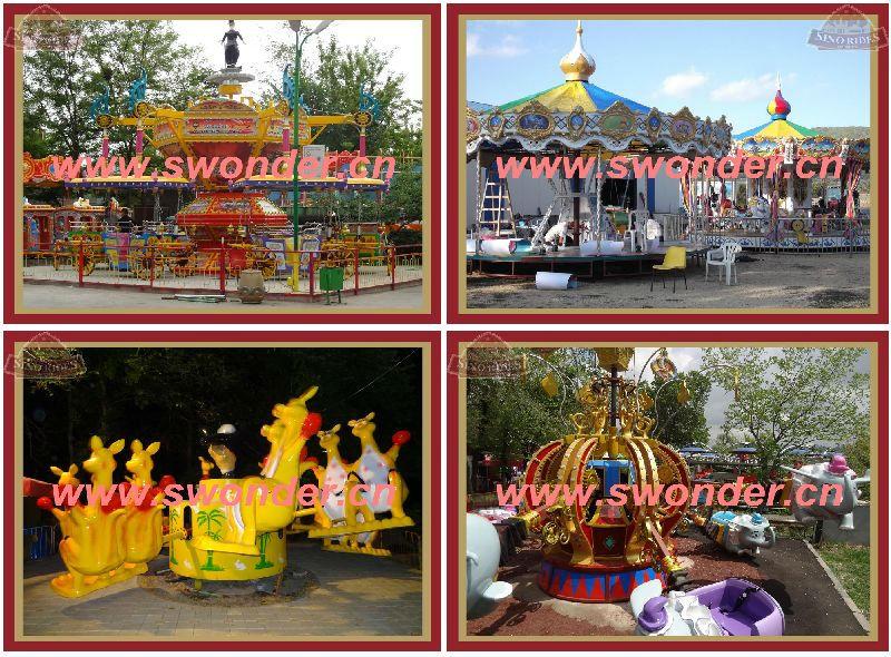 Amusement park rides caterpillar roller coaster for sale