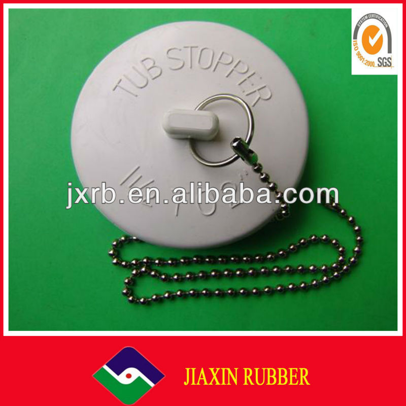 2013 Rubber Products Rubber sink waste fitting