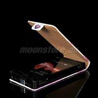 Чехол для для мобильных телефонов HEARTTEX STYLE LEATHER FLIP POUCH CASE COVER FOR SONY XPERIA P LT22i