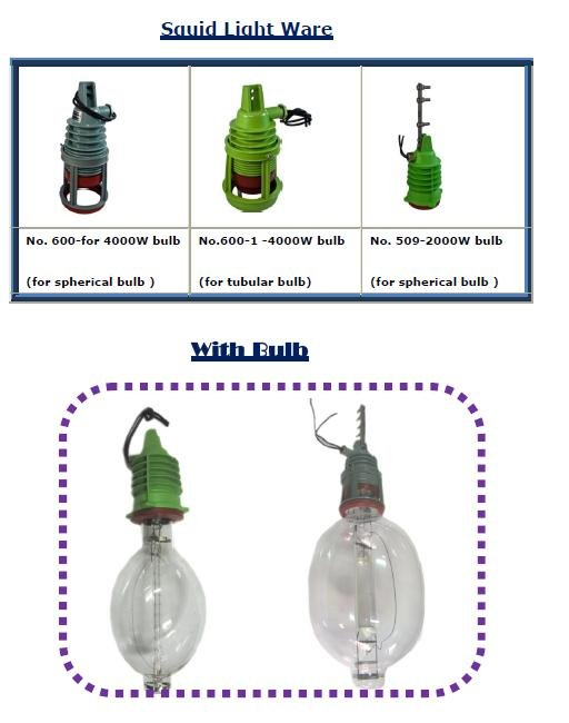 marine squid fishing light ware-5182010 product details - view, Reel Combo