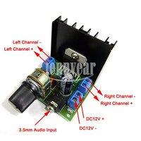 Потребительская электроника Digital Amplifier 5 /tda7297f 2Channel 15 + 15w/6v/18v #090154 15W+15W Dual-Channel Amplifie