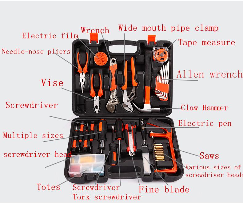 28 Werkzeuge Familie Tool Ist