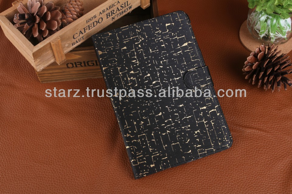 Fashion Wallet Leather Stand Cover For iPad Mini 2