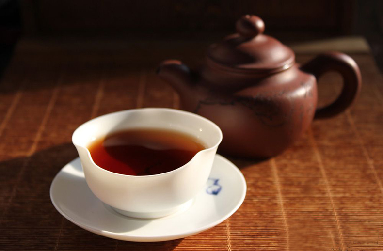 2005 year Top glass Chinese old puer tea premium health care the ripe puerh tea lose weight China pu er tea high quality 250g cheap