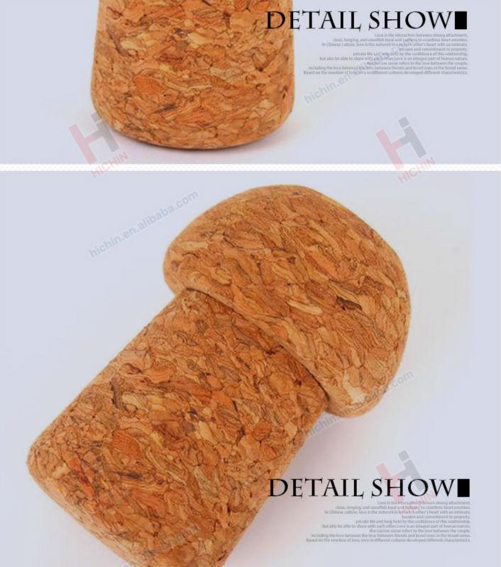 Innovative design mushroom wooden 32gb thumb USB drive