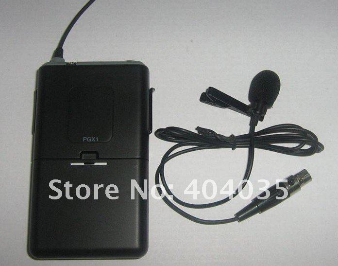 Free shipping PGX14 / WH30  headphone / Lapel Set System Wireless Microphone