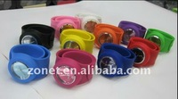 Наручные часы Silicone jelly Watch 100 pcs/lot DHL EMS delivery