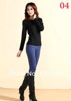 1PC Free shipping women winter Autumn thicken warm velvet Boots pants slim skinny pencil pants casual leggings S/M/L/XXL/XXXL