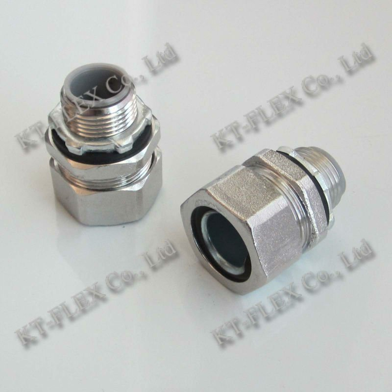 stainless steel liquid tight connectors