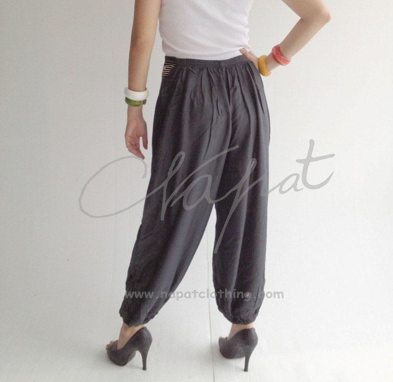 Original Indian Cotton Harem Patiala Baggy Pants Womens India Clothing Dee6