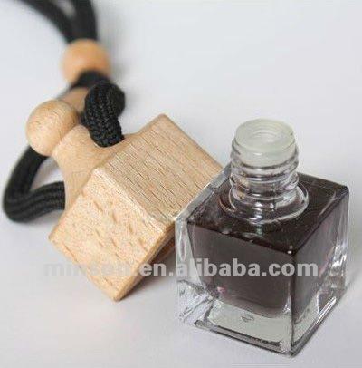 designer fragrance cars air freshener bottle