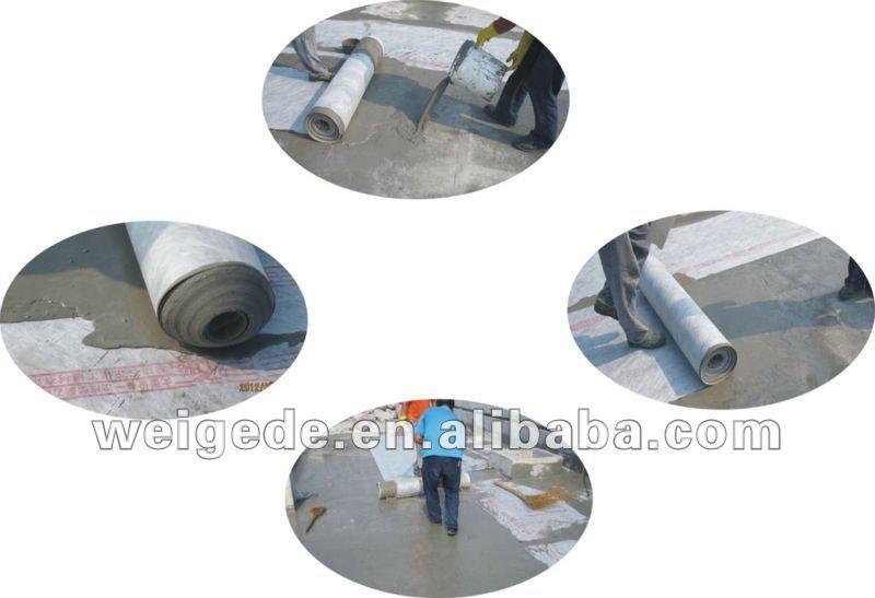 asphalt roll roofing underlayment felt waterproofing material roofing felt