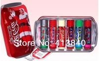 Ухаживающее средство для губ Coca cola 6 = 1box = 1set /coca/cola smackers /smackers xmas