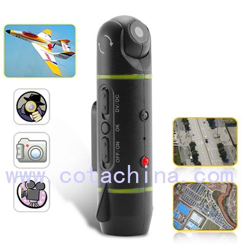 Remote control camera fly dv 2GB