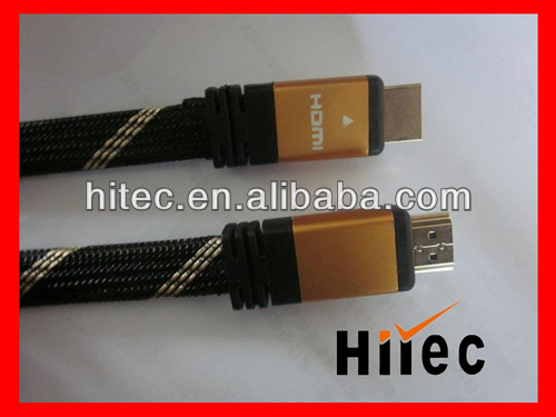 1.4v high speed hdmi cable with metal plug