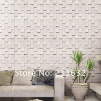 Обои Rural Brick Lines Setting Wall PVC Roll Sheet Wallpapers, & Retail