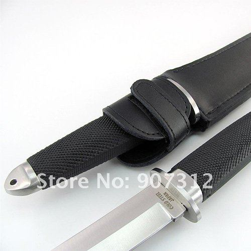 Hot-sale-Cold-steel-High-Quality-Straight-Knife-Fixed-Blade-Knife-Free-shipping3.jpg
