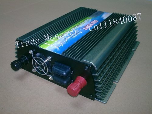 Free Shipping via DHL/EMS 500W Solar Grid Tie Inverter 22-60V 120/230VAC new technology