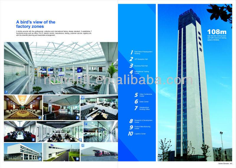 Passenger Elevators for Office Buildings