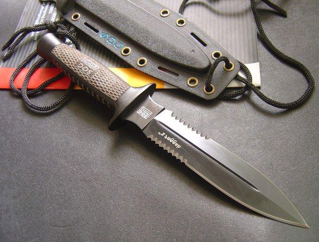 SOG military knife/cutting knife/saber knife/COMBAT KNIFE/survival knife/cane knife