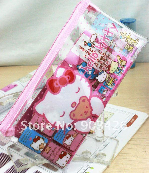 Free Shipping! Hot Sale Lovely Children Stationery Set School Set G1009 on Sale Wholesale & Drop Shipping
