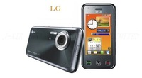 Мобильный телефон LG kc910 mobile phone, original unlocked kc910 cell phone 3G WIFI GPS 8MP