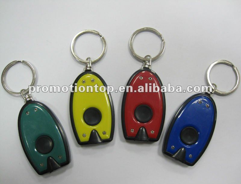 mini led keychain light for promotion