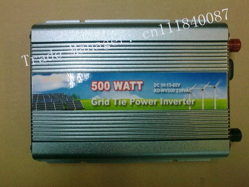 Free Shipping via DHL/EMS 300W Solar Grid Tie Inverter 22-60V 120/230VAC new technology