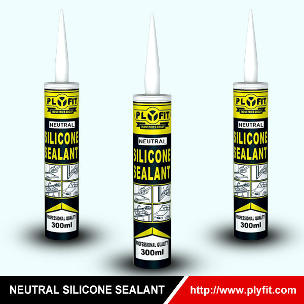 clear structural construction silicone sealant
