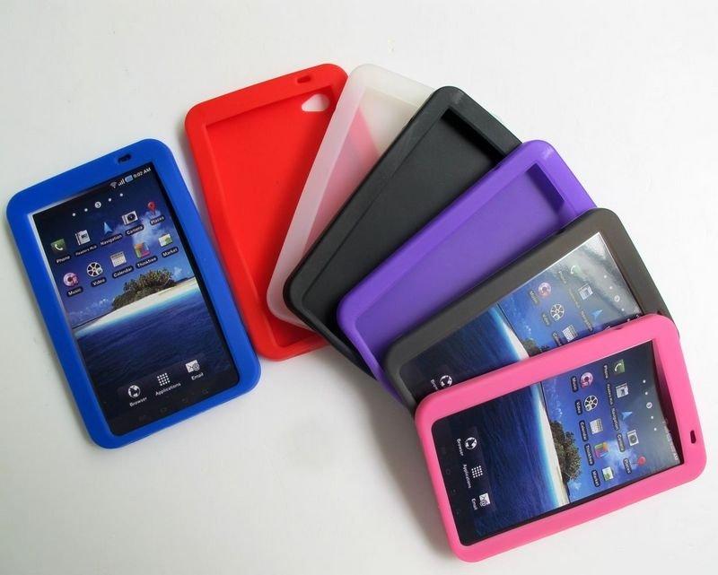 Silicon Case for Samsung GalaxyTab GT-P1000