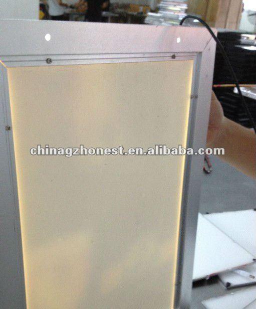 led menu light box, led light pad ,led snapper frame