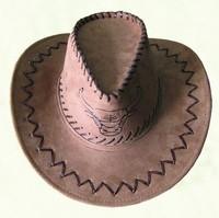 Мужская ковбойская шляпа Unbranded  08-1555