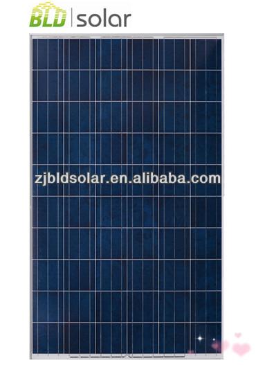 BLD240W-60Monocrystalline solar panel