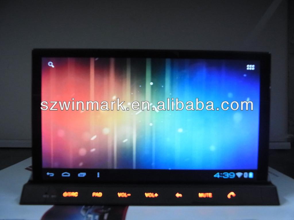 DM7835 2 din voiture unité 4.0 USB Android internent stéréo