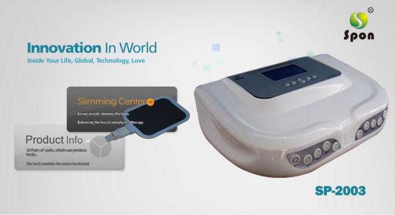2013 Professio<em></em>nal Excellent Electic Stimulation Instrument EMS (CE)Canton,China Mainland