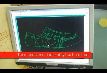 Ruizhou Shoes Pattern Grading Software